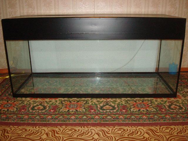 Как самому сделать аквариум на 100 литров